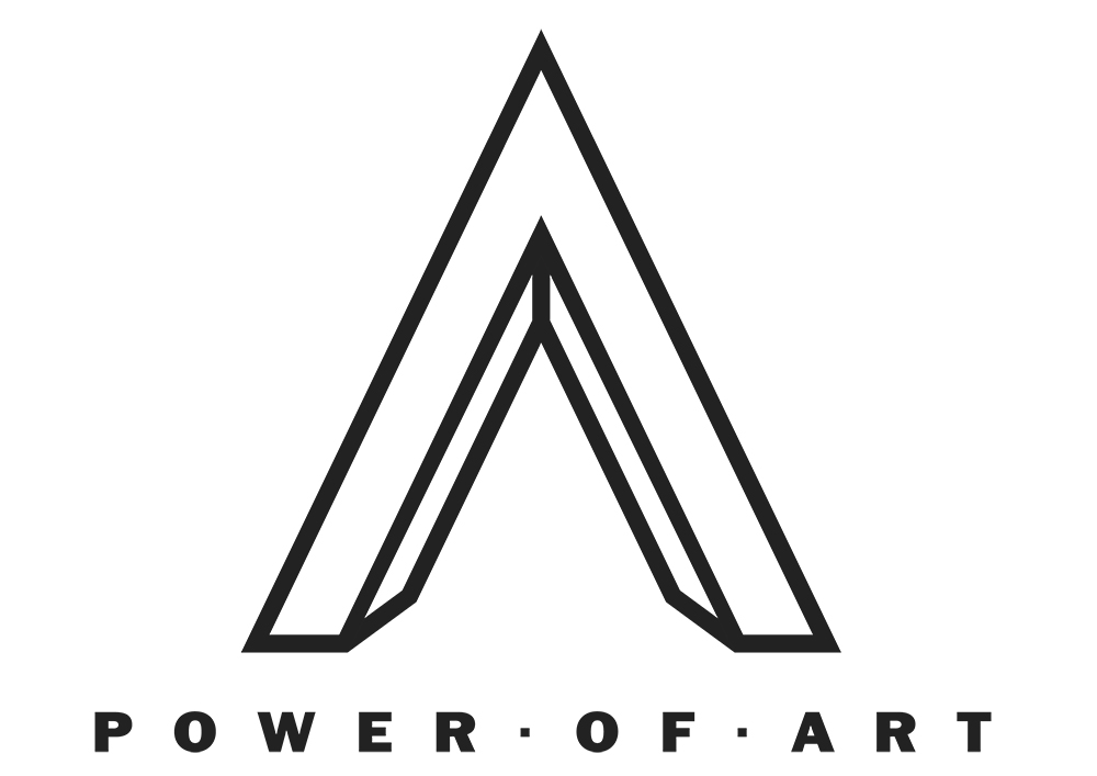 Power of Art logo